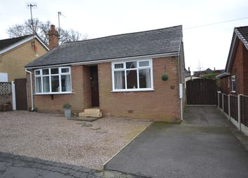Thumbnail 2 bedroom detached bungalow to rent in Rosewood Avenue, Stockton Brook, Stoke-On-Trent