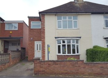 Thumbnail 2 bedroom semi-detached house to rent in Fern Road, Rushden