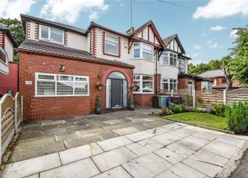 Thumbnail 5 bed semi-detached house for sale in Beechwood Road, Prestwich, Manchester, Greater Manchester