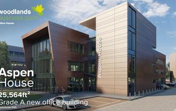 Thumbnail Office to let in Aspen House, Woodlands Business Park, Linford Wood, Milton Keynes