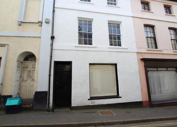 Thumbnail 1 bed flat to rent in Castle Street, Brecon
