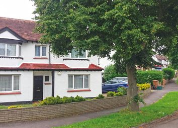 Thumbnail 4 bed semi-detached house for sale in Oaks Way, Carshalton