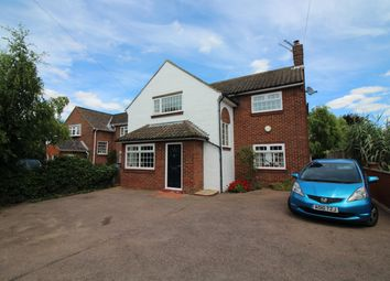 Thumbnail 4 bedroom detached house for sale in Fifers Lane, Norwich