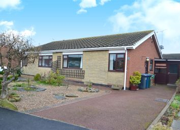 Thumbnail 2 bed semi-detached bungalow for sale in Marshall Road, Cropwell Bishop, Nottingham