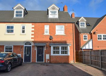 Thumbnail 4 bed town house for sale in Hillmorton Road, Hillmorton, Rugby