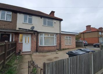 Thumbnail 6 bed end terrace house to rent in Sipson Road, Harlington