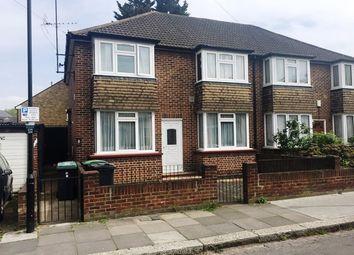 Thumbnail 2 bed maisonette for sale in Cunningham Road, Tottenham