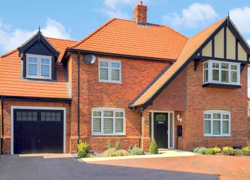 Thumbnail 4 bed detached house for sale in Yaxley Loke, Cromer