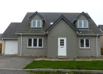 Thumbnail 5 bed detached house to rent in The Sidings, Hatton, Peterhead