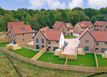 Thumbnail 2 bedroom semi-detached house for sale in Steele Close, West Chiltington, West Sussex
