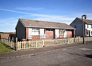 Thumbnail 1 bed bungalow for sale in Forglen Road, Dalrymple, Ayr