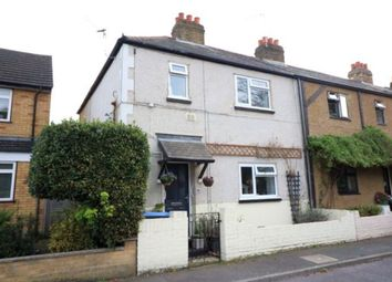 Thumbnail End terrace house for sale in Medlake Road, Egham