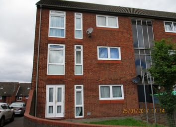 Thumbnail 1 bed flat to rent in Cavalier Close, Romford