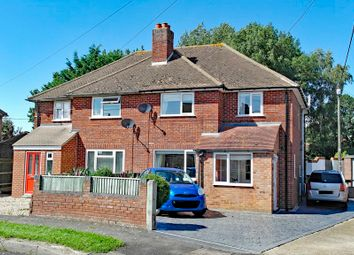 Thumbnail 3 bed semi-detached house for sale in Colborne Road, Didcot