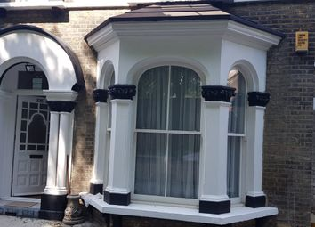 Thumbnail 4 bedroom flat to rent in Romford Road, Forest Gate