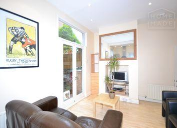 Thumbnail 4 bed flat to rent in Lanark Mansions, Shepherds Bush