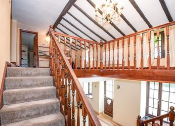 Thumbnail 3 bed detached house for sale in Bakestone Moor, Whitwell, Worksop, Nottinghamshire