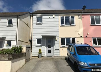 Thumbnail 3 bed semi-detached house for sale in Wilkinson Gardens, Sandy Lane, Redruth