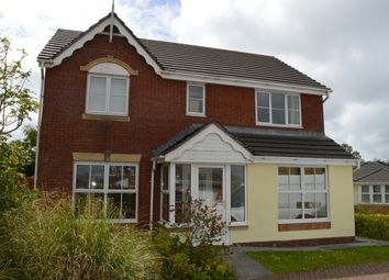 Thumbnail 4 bed detached house to rent in Coed Y Crwys, Three Crosses, Swansea