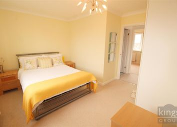Thumbnail 3 bed semi-detached house for sale in Roebuck Close, Hertford
