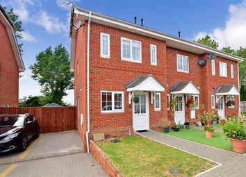 Thumbnail 3 bed town house for sale in Stonewood Gate, St. Helens, Isle Of Wight