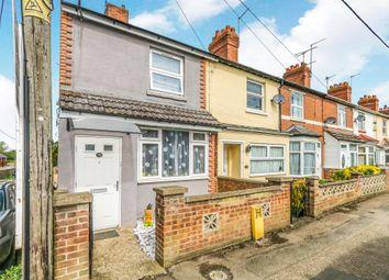 Thumbnail End terrace house for sale in Rushden Road, Wymington, Rushden