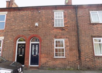 Thumbnail 2 bed terraced house for sale in Victoria Road, Northwich