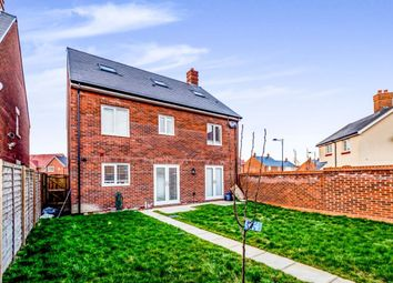 Thumbnail 5 bed detached house to rent in Green Lane, Wixams, Bedford