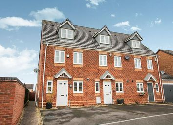 Thumbnail 3 bed terraced house for sale in Strauss Drive, Heath Hayes, Cannock