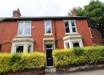 Thumbnail 4 bed terraced house to rent in Osborne Road, Jesmond, Newcastle Upon Tyne