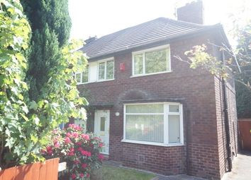 Thumbnail 3 bedroom semi-detached house to rent in Barlow Terrace, Chorlton