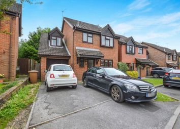 Thumbnail 4 bed detached house to rent in Loveridge Close, Andover