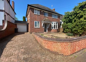 Thumbnail 4 bed detached house to rent in Park Hill Drive, Aylestone, Leicester