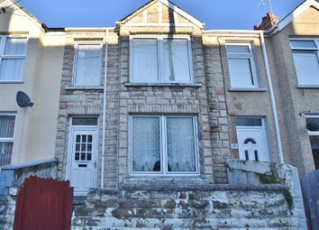 Thumbnail 3 bed terraced house for sale in 60 Shakespeare Avenue, Milford Haven, Pembrokeshire