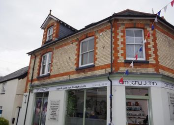 Thumbnail 1 bed flat to rent in Fore Street, Bovey Tracey, Newton Abbot, Devon