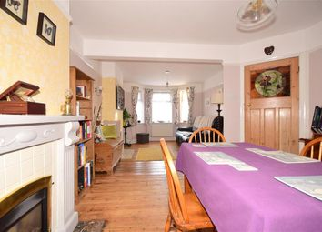 Thumbnail 2 bed terraced house for sale in Hawkins Road, Folkestone, Kent