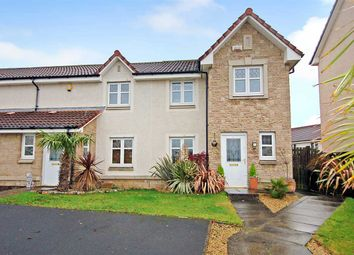 Thumbnail 3 bed end terrace house for sale in Peasehill Brae, Rosyth, Dunfermline