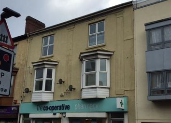 Thumbnail 1 bed flat to rent in Second Floor, Station Road, Llanelli