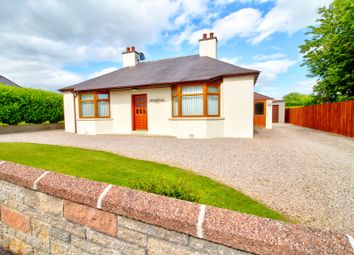 Thumbnail 3 bed detached house for sale in School Road, Fyvie, Turriff