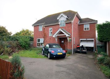 Thumbnail 4 bed detached house for sale in Pevensey Drive, Clacton-On-Sea