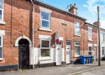 Thumbnail 2 bedroom terraced house for sale in Cobden Street, Derby
