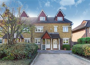 Thumbnail 3 bed terraced house for sale in Fawcett Close, Streatham