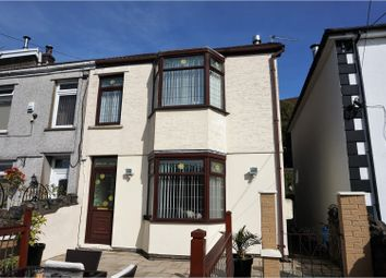 Thumbnail 3 bed semi-detached house for sale in Mount Pleasant, Merthyr Tydfil