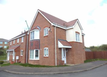 Thumbnail 3 bed property to rent in Knights Road, Nuneaton