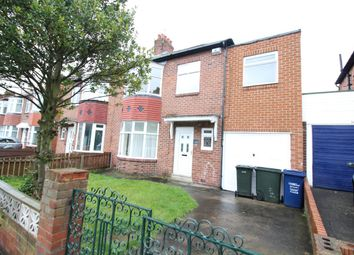 Thumbnail 5 bedroom terraced house to rent in Powburn Gardens, Fenham, Newcastle Upon Tyne