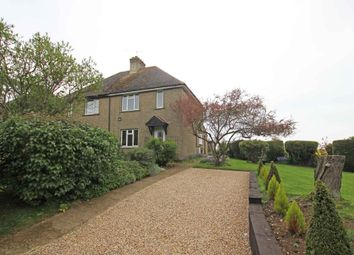 Thumbnail 3 bedroom semi-detached house to rent in Dalham Road, Newmarket
