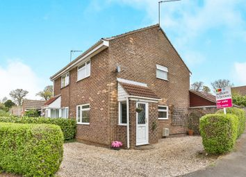 Thumbnail 2 bedroom semi-detached house for sale in Wordsworth Drive, Dereham