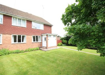 Thumbnail 2 bed flat to rent in Wood Lane, Sonning Common, Reading