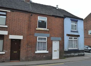 Thumbnail 2 bed terraced house for sale in Ball Haye Green, Leek
