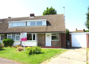 Thumbnail 2 bed semi-detached bungalow for sale in Orchard Gate, Melbourn, Royston